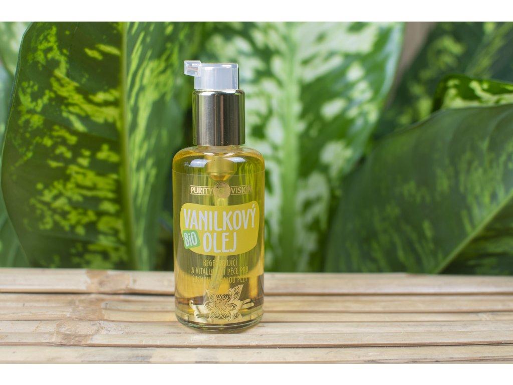 Vanilkový olej BIO Purity Vision 1