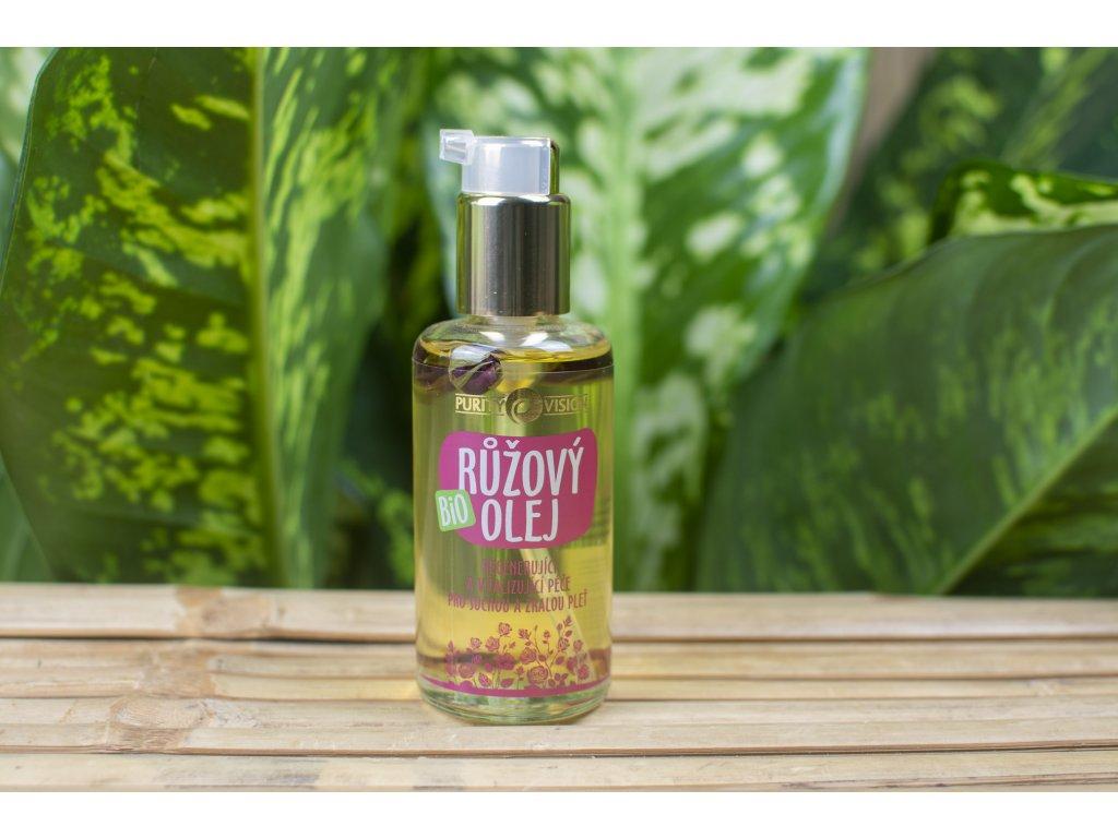 Ružový olej BIO Purity Vision 1