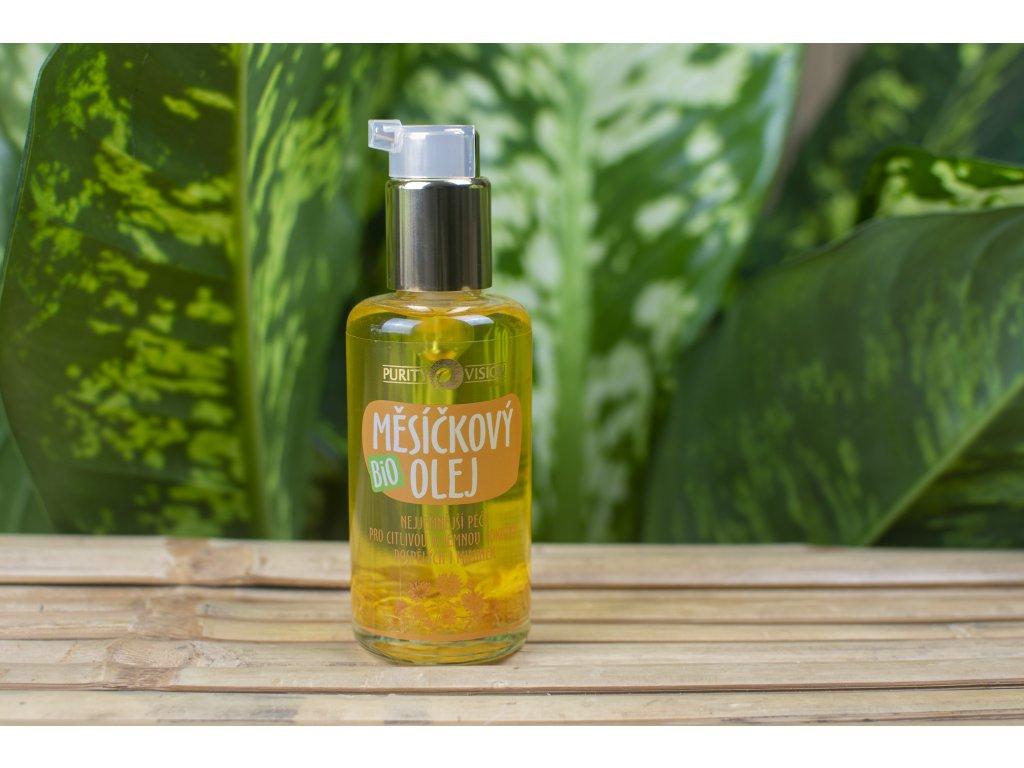 Nechtíkový olej BIO Purity Vision 1