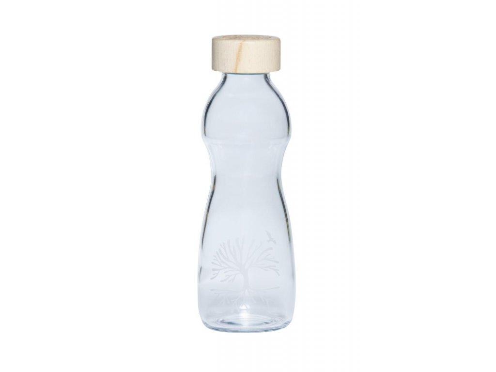Sklenená fľaša na vodu Tierra Verde