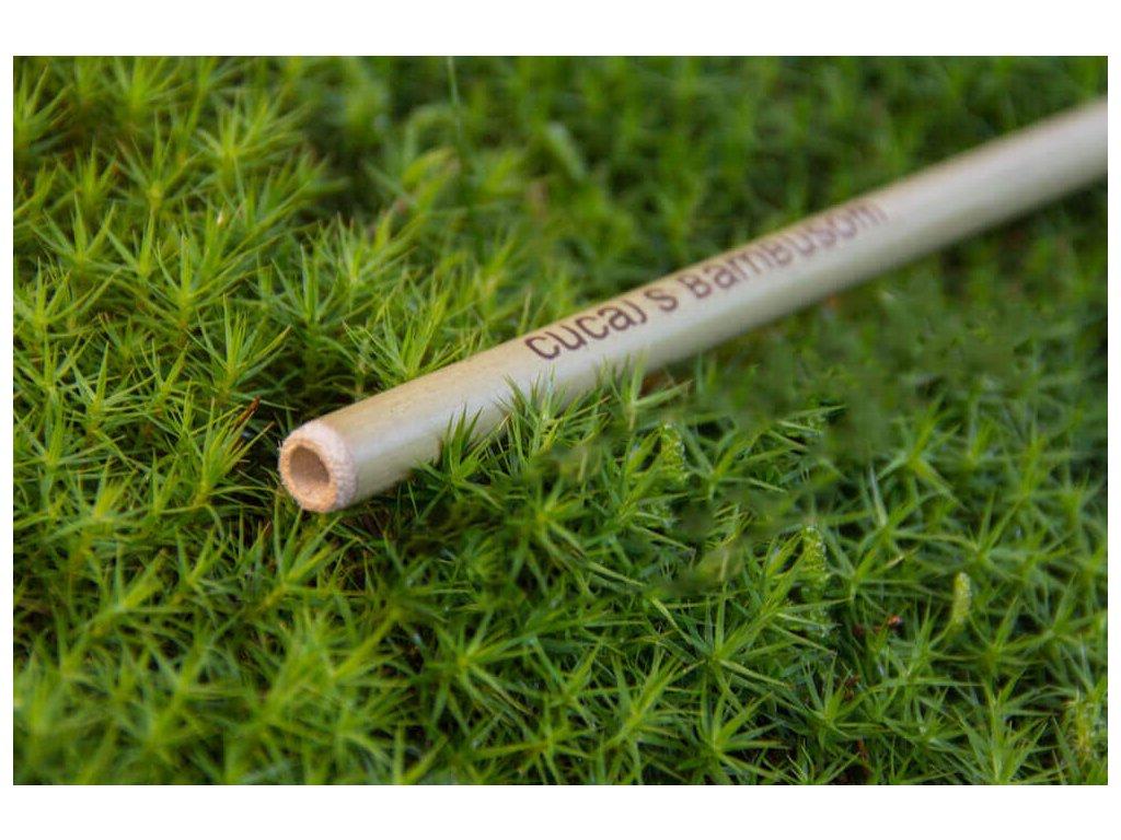 Bambusová slamka bezobalová MoBaKe