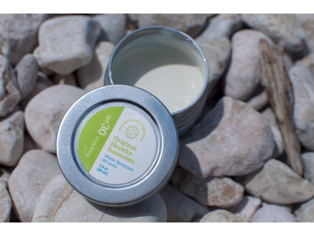 Butterbean Original - prírodný krém na opaľovanie SPF 30 - Butterbean Organics