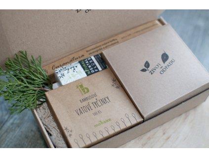 Malý štartovací ZERO WASTE balíček pre bezodpadový život 1