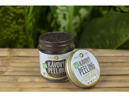 Kávový peeling BIO Purity Vision 16