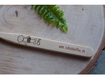 Bambusová zubná kefka %22ON%22 Zubnakefka 1