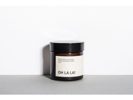 Prírodný krém s vanilkou a levanduľou %22OH LA LA!%22 Mylo 5