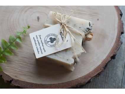 Bylinkové prírodné mydlo Saipo 1