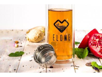Fľaša na čaj ELOME 6