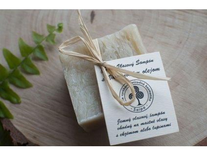 Šampón s bio vavrínovým olejom Saipo 3