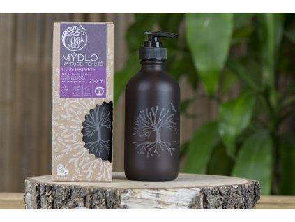 Tekuté mydlo na ruky s vôňou levandule Tierra Verde 3