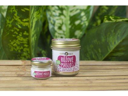 Ružové maslo BIO Purity Vision 3