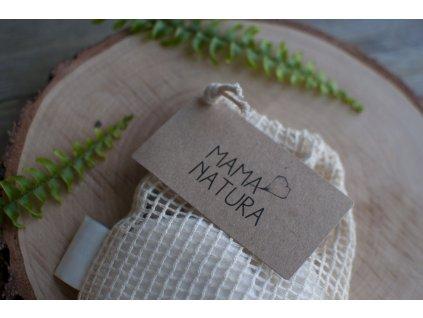 Pidi sieťové vrecúško z biobavlny (14 x 12 cm) CASA Organica / Tierra Verde