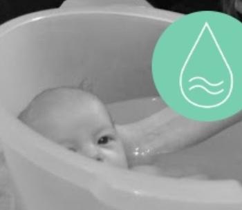 Koupání miminka - je to věda nebo ne?