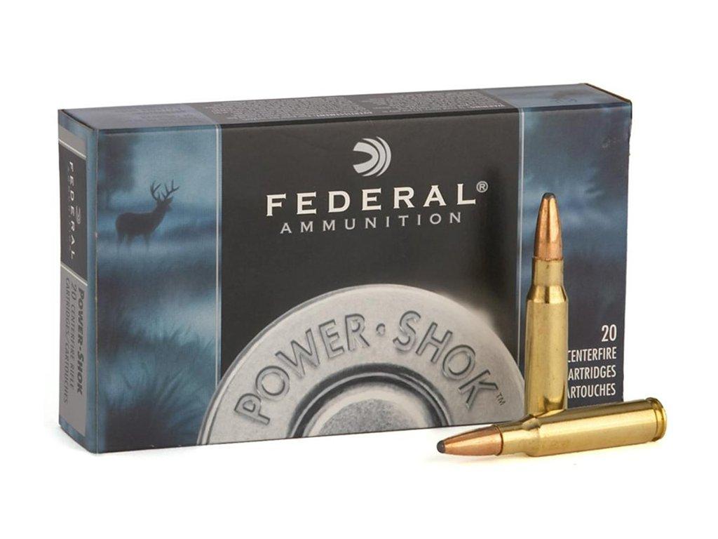 federal 7x57 power shock