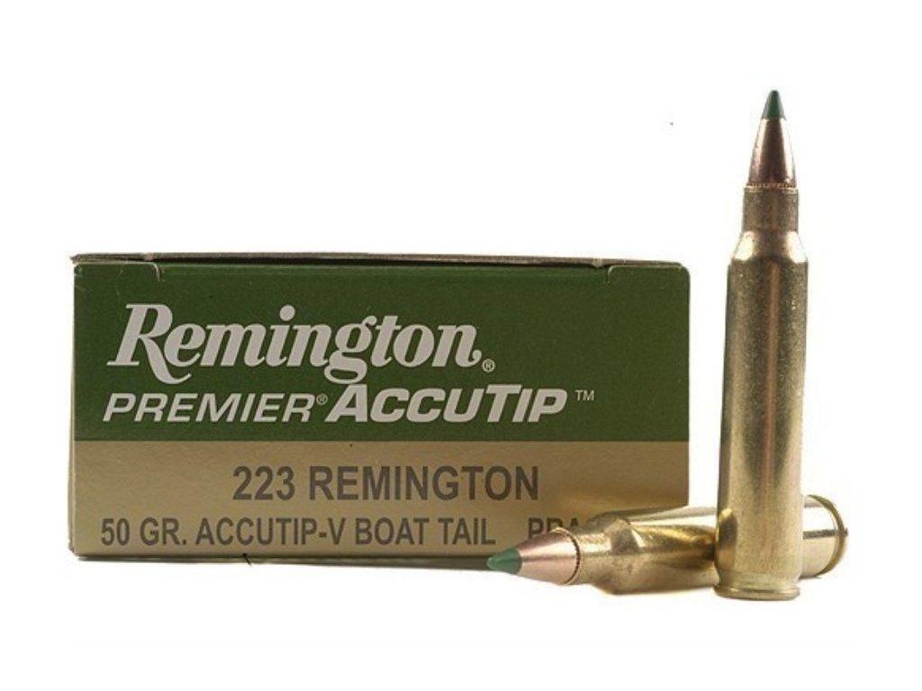 Remington 223 accutip