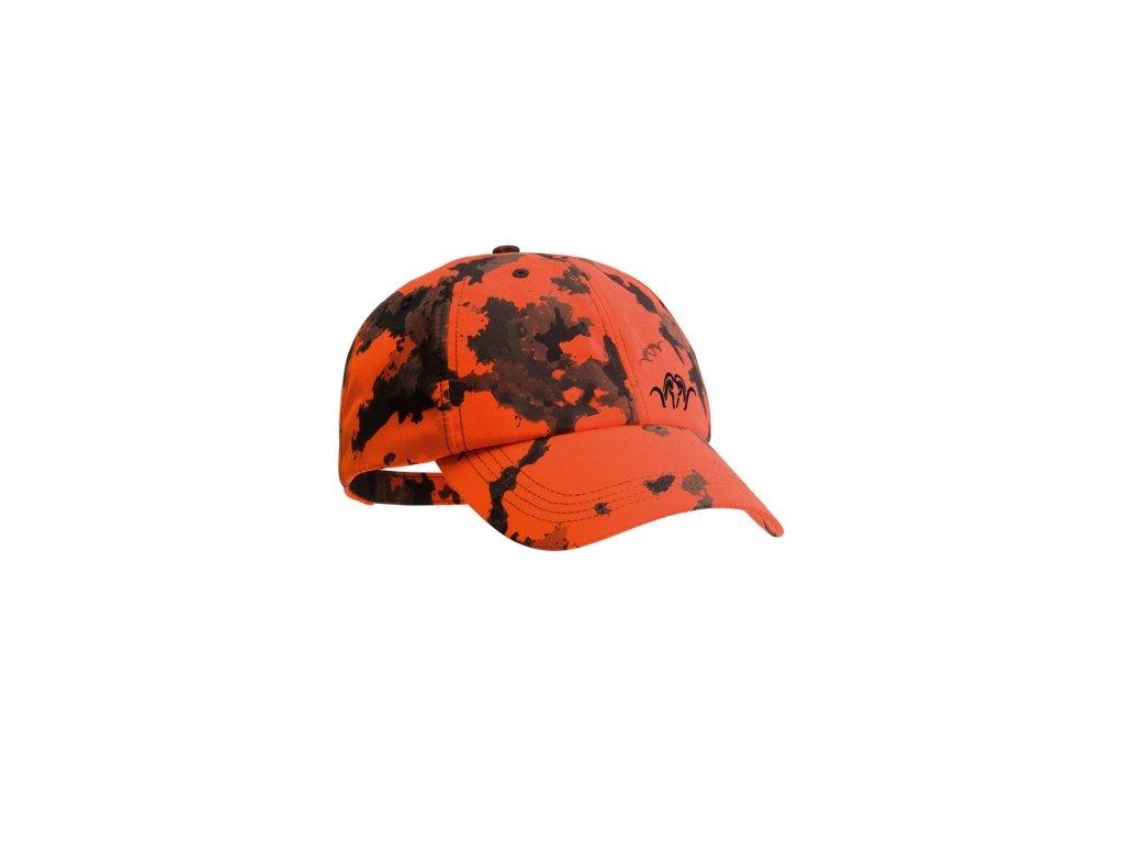 Čepice Blaser signální oranžová
