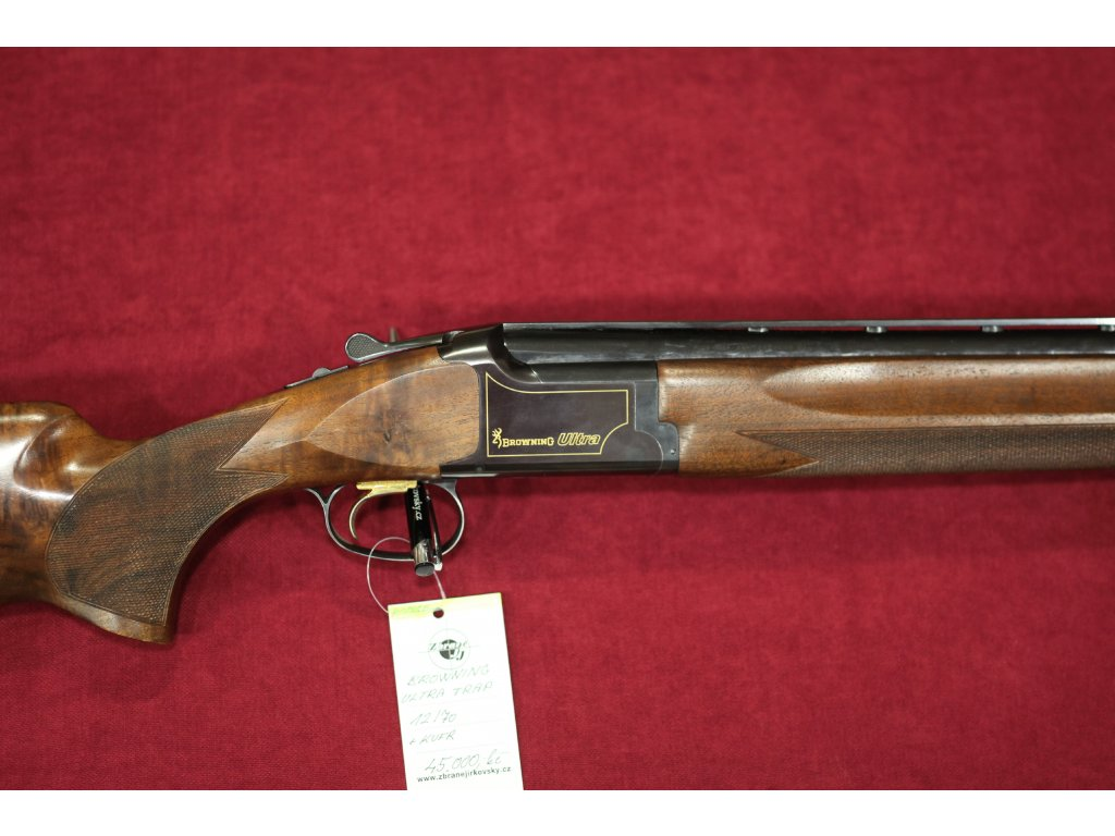 Browning ULTRA Trap 12/70