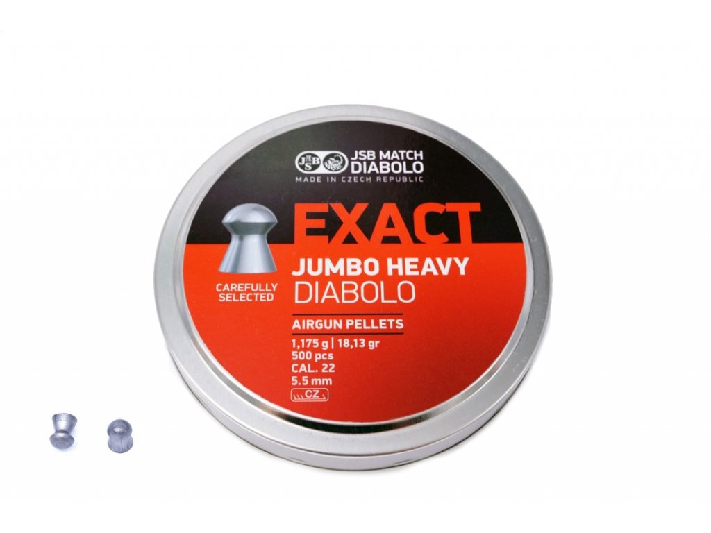 Exact Jumbo heavy