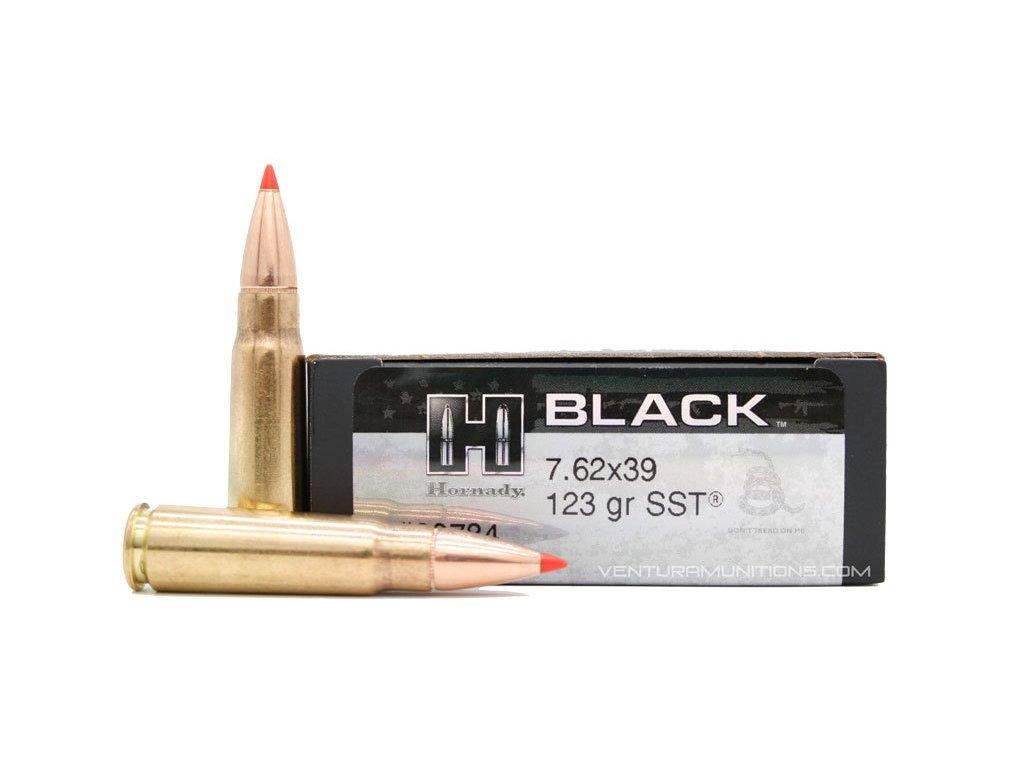 7,62x39 Black SST