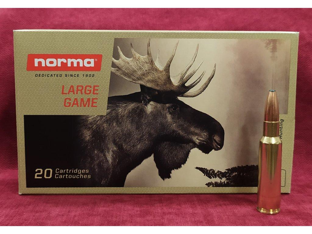 Náboj kulový Norma 8,5x55 Blaser Oryx 14,9g