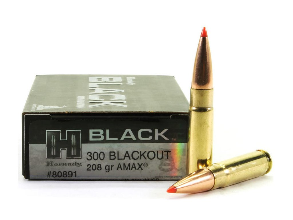 300 aac black