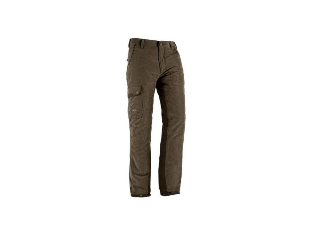 Kalhoty Blaser Argali zimní, hnědé