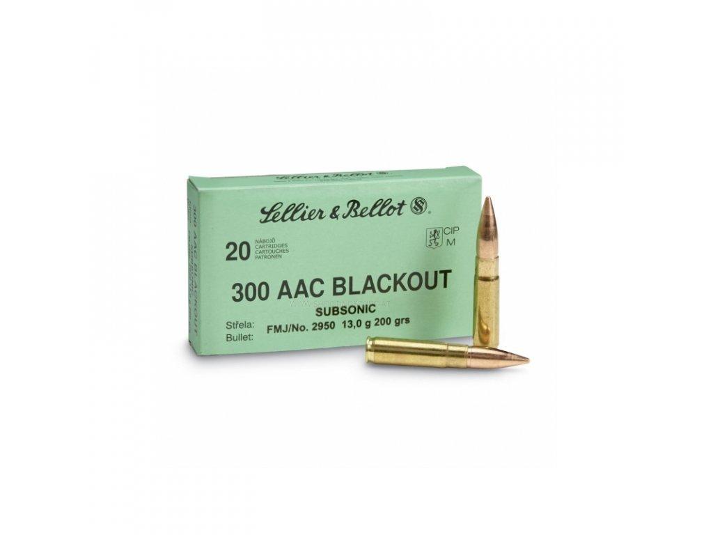 300 AAC subsonic
