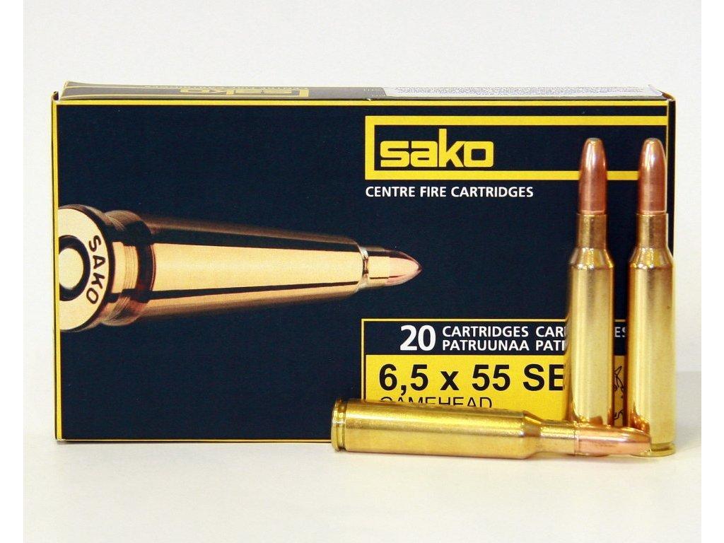 Sako 6,5x55se gamehead