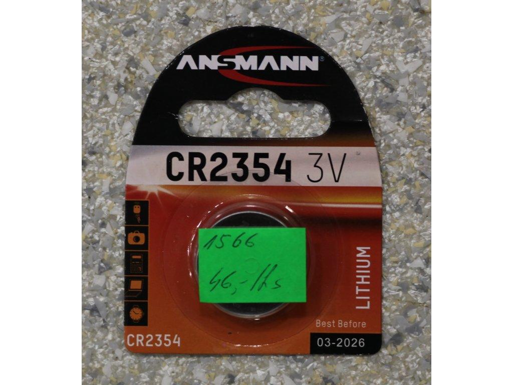 Baterie CR2354 3V