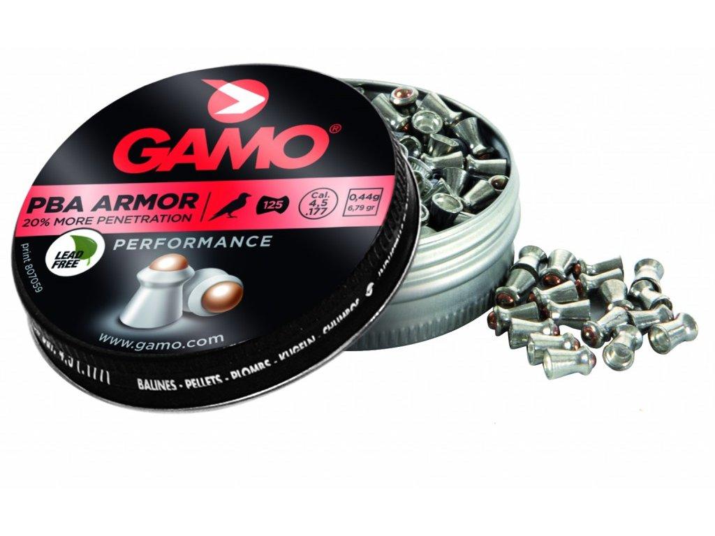 Gamo pba armor