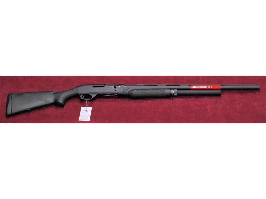 brokovnice samonabíjecí Benelli M2 Black pevná pažba 12/76 65cm