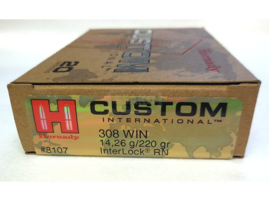 308 custom RN