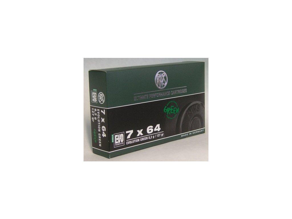 7x64 evo green