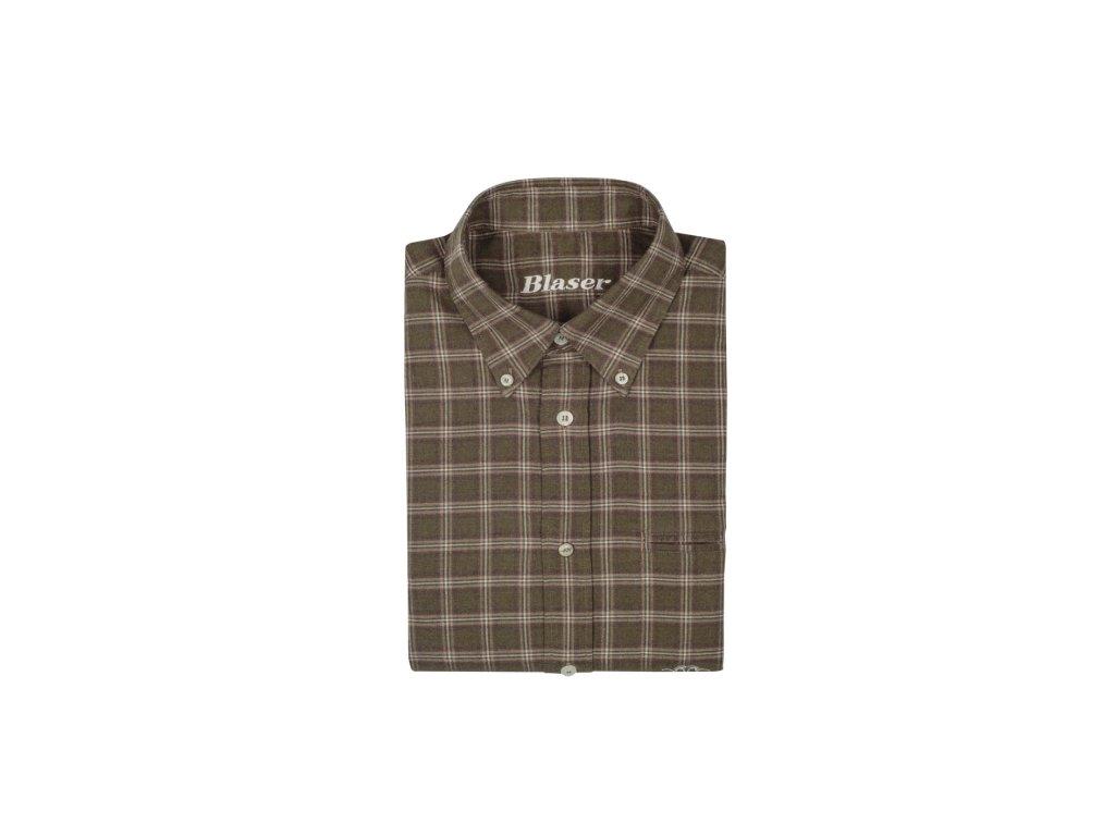 Košile Blaser popelínová