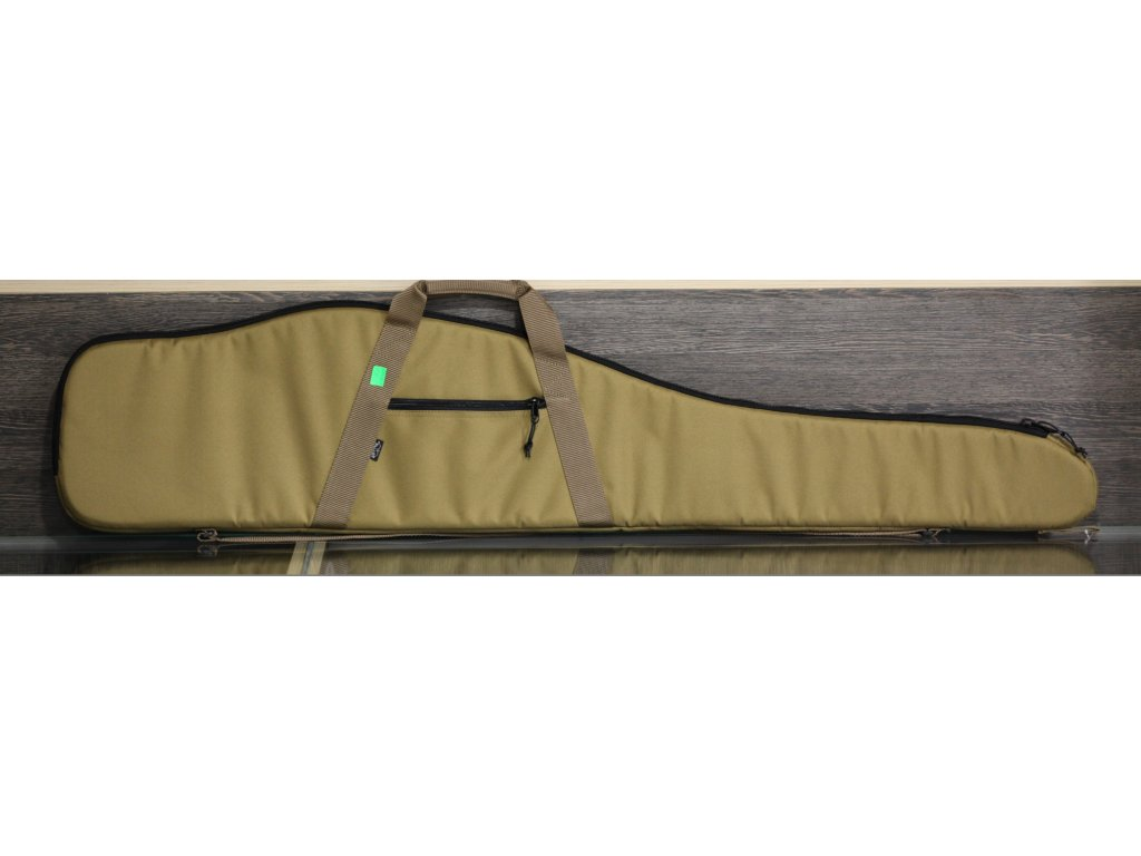 Pouzdro na pušku 125cm pískové