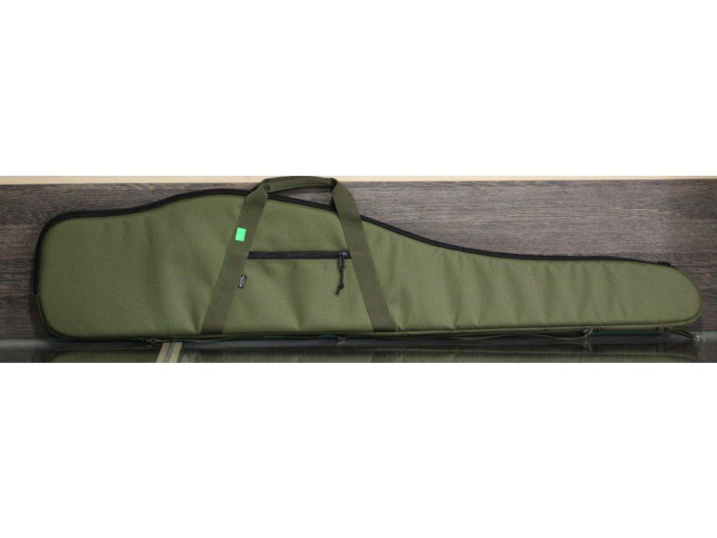 Pouzdro na pušku 125cm zelené