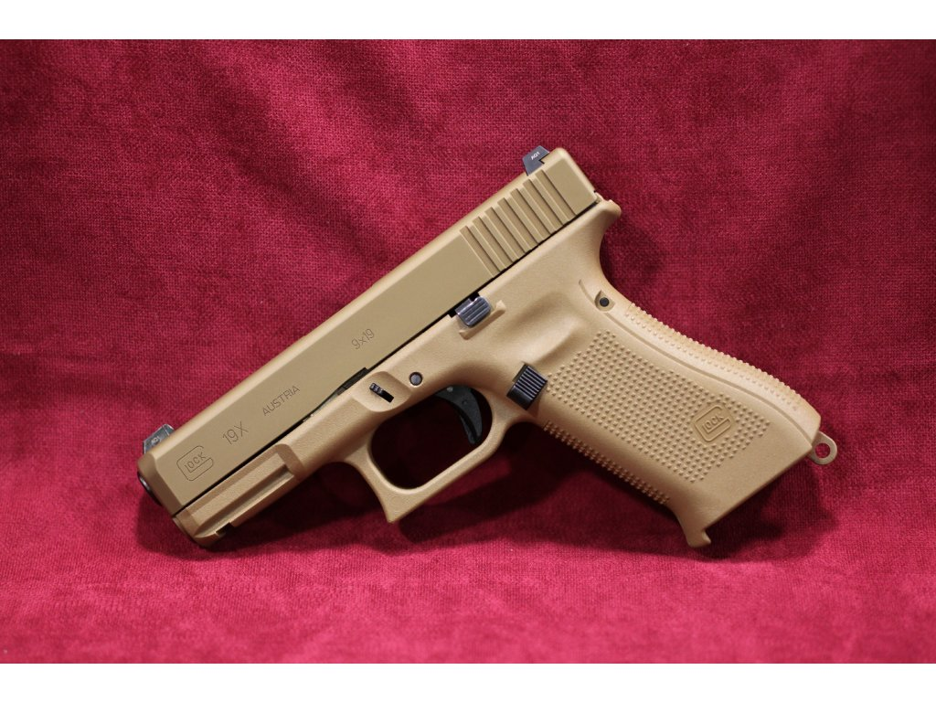 Glock 19X - 9 Luger