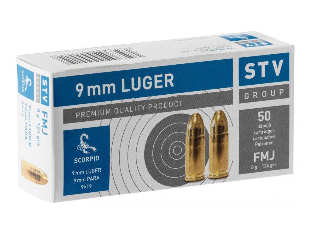 STV 9mm luger