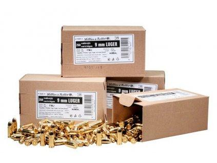 9mm Luger 250ks