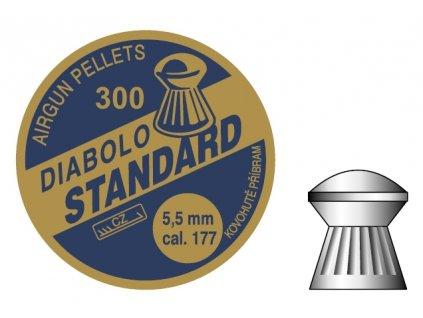 diabolo pribram standard 5 5mm a300 47687.217084881