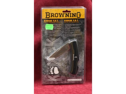 nůž Browning Kodiak