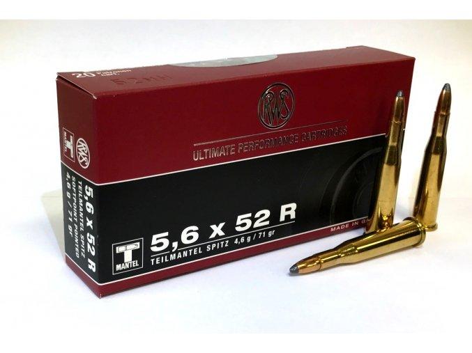 5,6x52R TMS