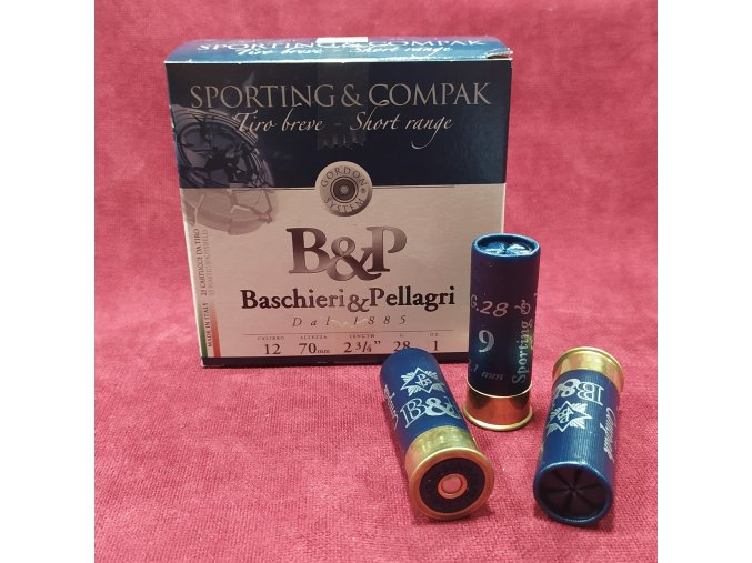 BP sporting compact