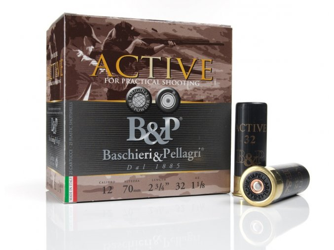 BP active 32