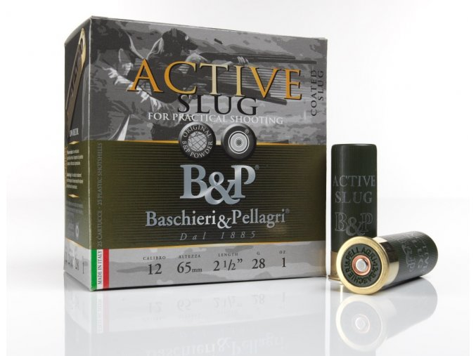 BP active slug
