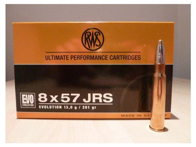RWS 8x57JRS EVO