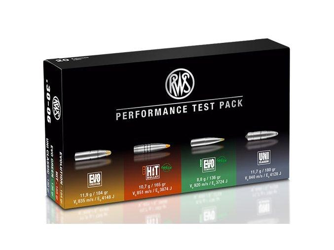 RWS Testpack 30 06