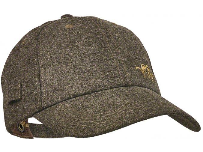 116 093 čepice Vintage hnědá