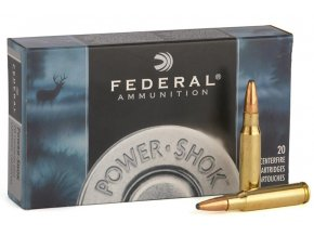 federal 7x57 power shock