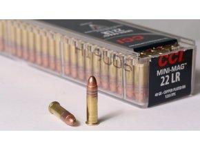 CCI Mini mag detail